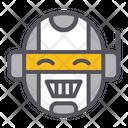 Emotional Robotics Robotics Cyborg Icon