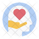 Empathy Mental Care Healthcare Icon