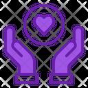 Empathy Care Love Icon