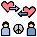 Empathy Compassion Sympathy Icon