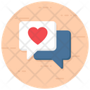 Compassion Empathy Love Chat Icon
