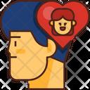 Empathy Love Care Icon