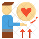 Empathy Understanding Compassion Icon