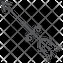 Emperor Arrow Vintage Arrow Archery Arrow Icon