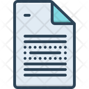 Emphasis Text Importance Icon