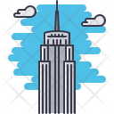 Empire State Building Icon