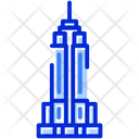 Empire State Building Icon