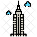 Empire State Building New York Landmark Icon