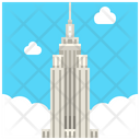 Empire State Building New York Landmark Icon