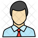 Man Male Employee Icon