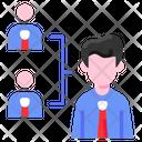 Employee Arrangements Buke Icon