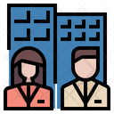 Employee Department Office Icon