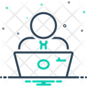 Employee Practician Roustabout Icon