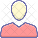 Employee Applicant Person Icon