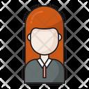 Employee User Avatar Icon