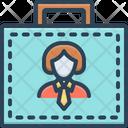Employee Practician Worker Icon