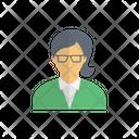Women Employee Female Icon
