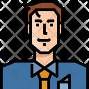 Occupation Avatar Employee Icon