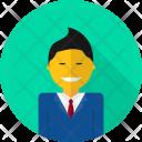 Employee Work Finance Icon