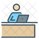 Employee User Person Icon