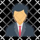 Employee User Staff Icon