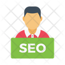 Seo Ads Marketing Icon