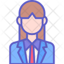 Employee Person Business Icon