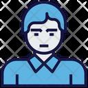 Employee Job Student Icon
