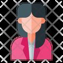 Employee President Enterpreneur Icon