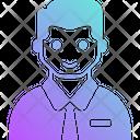 Employee Businessman User Icon