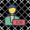 Employee User Profile Icon