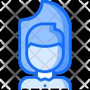Hot Head Employee Icon