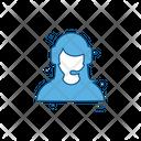 Employee Avatar User Icon