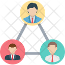 Employee Company Crew Icon