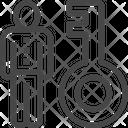 Employee Access Icon
