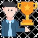 Achievement Business Success Icon