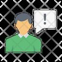 Employee Alert Icon