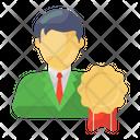 Employee Award Icon