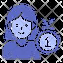 Employee Award Achievement Award Icon