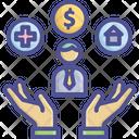Employee Benefits Benefit Employee Icon