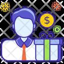 Employee Bonus Icon