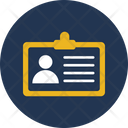 Employee Card Icon
