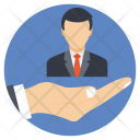 Employee Care Help Icon
