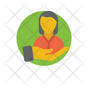 Employee Care Employee Rights Human Resources Icon