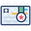 Employee Certificate Icon