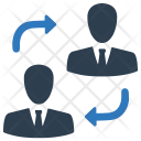 Employee People Promotion Icon