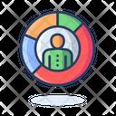 Employee Chart Icon