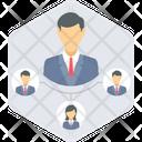 Employee Communication Icon