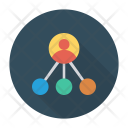 Employee Connection External Icon