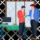 Employee Consultation Icon